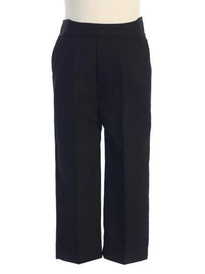 **SALE** Every Boy Needs Basic Black Dress Pants