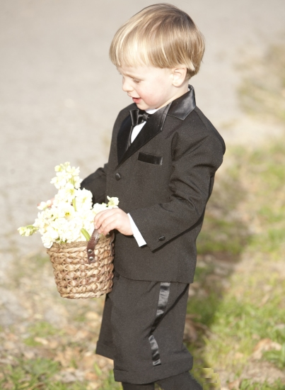 Sale! Boys Tuxedo With Shorts