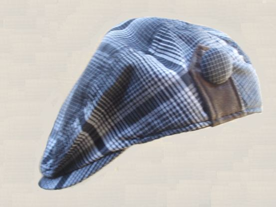 Cotton Plaid Toddler Ivy Driver Cap SALE