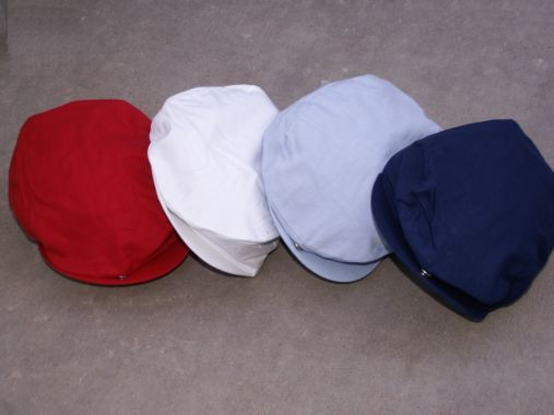 Casual Cotton Newsboy Cap
