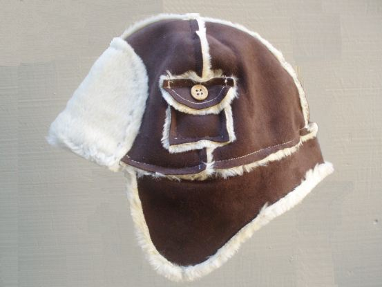 Boy's Winter Hat with Fold Down Ear Flaps Sale